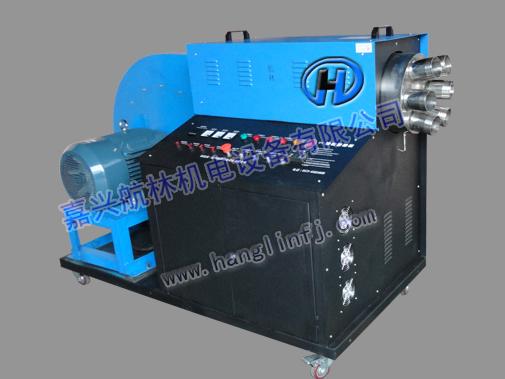 80-100KW鑄型工業熱風機