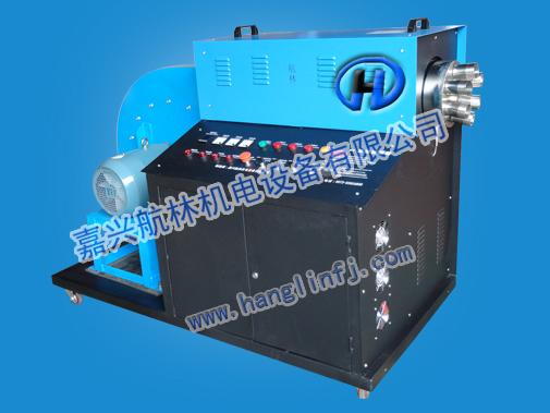 60-80kw鑄型工業熱風機