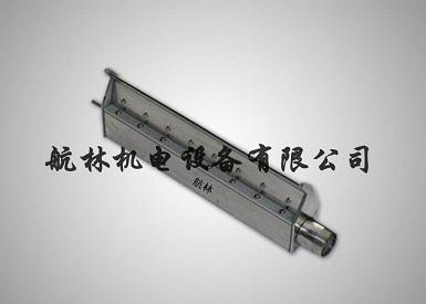 弯曲型风刀